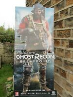 "Tom Clancy's Ghost Recon Breakpoint: Promotional Display Stand 5ft2""x2ft4"""