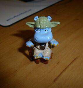 Ü-Ei Happy Hippo Star Wars Yoda (Hippoda) - aus Nachlass