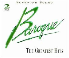 Baroque: The Greatest Hits (2 Discs, Intersound, AM) Bach, Handel - BN Sealed