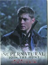 Supernatural Seasons 1-3 Base Card Parallel Silver 49 Confronting the Yellow-