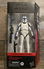 Star Wars Black Series Phase 1 Clone Trooper Lieutenant 6? Walgreens Exclusive
