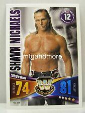 Slam Attax Rivals - #159 Shawn Michaels