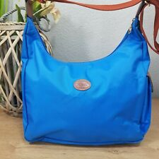 Longchamp Hobo Bag Wickeltasche crossbody kobald blau original