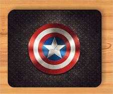 AMERICAN SUPER HERO SYMBOL  STAR MOUSE PAD -ljn7Z