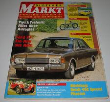 Oldtimer Zeitschrift Ford P7 Autoglas Zündapp Z22 Buick 40C Spyker Opel P1!