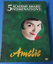 Amelie 2-Disc Special Edition Widescreen in Slip Case Dvd+Digital 2002