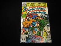 Captain America #249 (Sep 1980, Marvel) HIGH GRADE