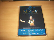 KITARO LIVE CROCUS CITY HALL MOSCOW IN CONCERT DVD 2014 DOLBY DIGITAL