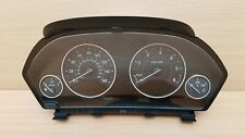 BMW-420 GRAND COUPE F36 2016 INSTRUMENT CLUSTER SPEEDOMETER OEM 9232895