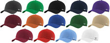 Nike Heritage 86 Men's Adjustable Strapback Dad Cap Authentic Baseball Hat Golf