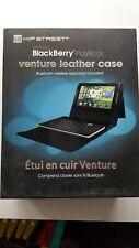 Hip Street Portfolio case Bluetooth Keyboard - Blackberry Playbook HS-PBCASE-3IN