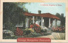 Vintage Bungalow Postcards by Douglas Keister (2000, Postcard Book or Pack)