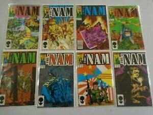 The 'Nam lot 44 different from #1-83 8.0 VF (1986-93)
