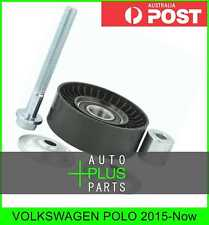 Fits VOLKSWAGEN POLO 2015-Now - V-Ribbed Drive Belt Pulley Idler Kit