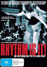 RHYTHM IS IT! BRAND NEW SEALED 2DVD SET DANCE DOCUMENTRAY free post!