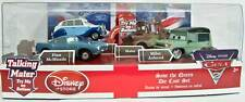 Disney Cars 2 Save The Queen Die Cast Set With Sound