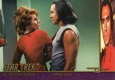 Star Trek Original TOS Season 1 Chase Character Log C48 Space Seed