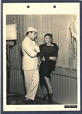 GEORGE RAFT + JEAN ACKER - NEAR MINT DBLWT 1933 KEY BOOK PHOTO - BTS