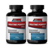 Creatine Alkaline - Creatine Powder 100g - Pre Workout Booster 2B