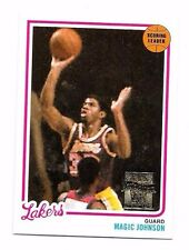 2000-01 Topps Magic Johnson Reprints #2