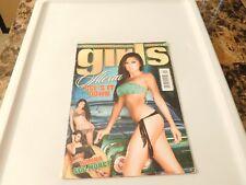 Lowrider GIRLS Magazine Nov/Dec 2008 - ALEXIA LEI!