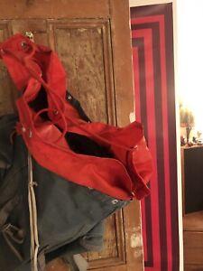 Karrimor KP product Vintage Backpack 60s 70s Rucksack Blue