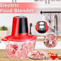 3L Electric Meat Grinder Food Chopper Sausage Maker Mincer Processor Machine