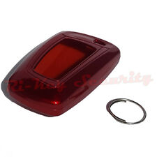 FOB Shell Cover For BMW Smart Key Remote Hard Shell Case Stove Varnish Skin Red