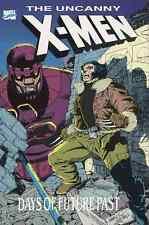 The Uncanny X-Men Days Of Future Past Vf/ Nm Tpb bin16-159