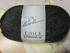 """""""Supersocke"""" vonONline 100 g, Sockenwolle, Strumpfwolle, Col. 107"""