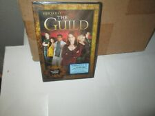 THE GUILD - SEASON 3 2010 Comedy dvd Gamers FELICIA DAY NEW