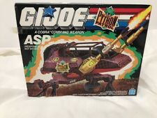 Vintage Hasbro 1988  GI JOE Cobra Python Patrol ASP vehicle