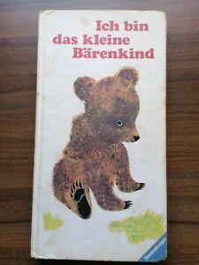 Ich bin das kleine Bärenkind