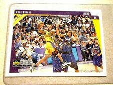 1997-98 UPPER DECK COLLECTORS CHOICE ROOKIE KOBE BRYANT MINT CONDITION LA LAKERS