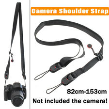 Adjustable Quick Release Shoulder Belt Camera Neck Strap For GoPro Hero DSLR SLR
