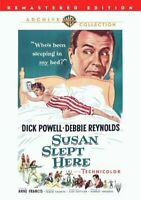 Susan Slept Here (1954 Debbie Reynolds) DVD NEW