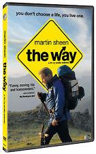 The Way DVD 2012 - Martin Sheen Free Shipping !!!Brand !!!New!!!