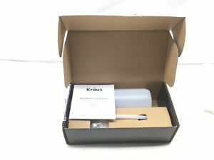 Kraus Kitchen Soap Dispenser Boden in Stainless Steel