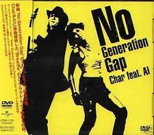 Char feat.AI - NO GENERATION GAP - Japan DVD - NEW