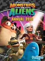 """Monsters Vs Aliens"" Annual 2010 2010"