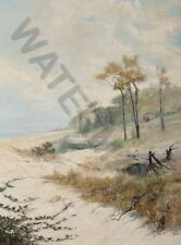 PAINTING PARREIRAS CABRALIA BAY WALL POSTER ART PRINT LF3360
