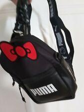 Puma x hello kitty Backpack BLACK.NEW W/ TAG.