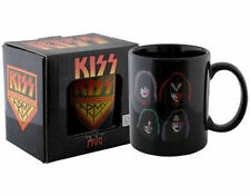 KISS Memorabilia Mugs/Coasters