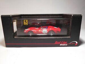 RL Models (RL133) - 1/43 - Ferrari - 330 TRI - Le Mans - 1963 - Car #10 - MIB