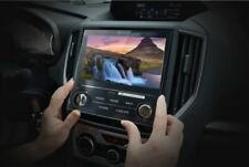 For Subaru XV 2018 Car display Tempered Glass Screen Protector 1PCS