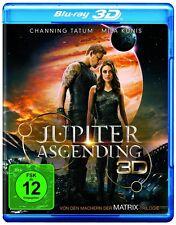 3D Blu-ray * Jupiter Ascending * NEU OVP * Mila Kunis, Channing Tatum, Sean Bean
