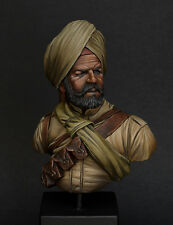 Stormtroopers Sikh Infantryman Indian Army WW1 Unpainted kit 1/10th CARL REID