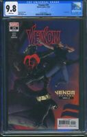 Venom 29 (Marvel) CGC 9.8 White Pages Donny Cates story Ryan Stegman cover