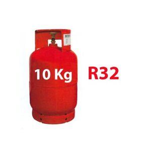GAS R32 BOMBOLA 9 KG NETTI RICARICABILE OFFERTA