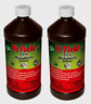 2 ~ Hi-Yield 55% MALATHION Concentrate Insect Killer Garden Bugs Plant Tree 32oz
